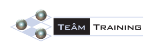 Team training logo